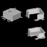 Элементы тепловых камер