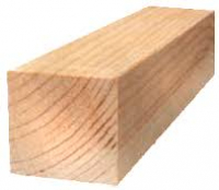 Брус древесный